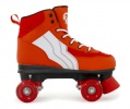Wrotki Rio Roller Pure red white
