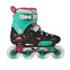 Rolki freestyle Powerslide Imperial One 80 Fluor 2017